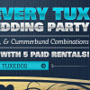 $50 Off Every Tux in Your Wedding Party